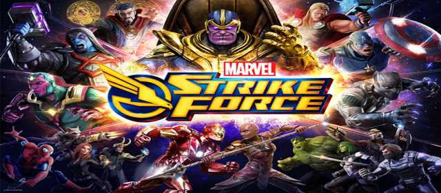 Marvel Strike Force Modlu Hileli apk indir