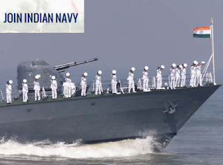 Indian Navy Admissions 2019