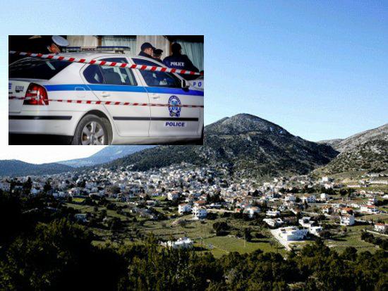 ΕΚΤΑΚΤΟ : Βρέθηκε πτώμα γυναίκας μέσα σε βαλίτσα στα Βίλλια