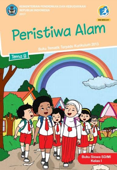 Buku Siswa Kelas 1 Tema 8 Revisi 2017 Kurikulum 2013