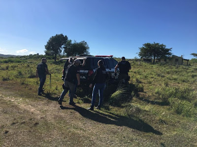 Polícia Civil deflagra operação contra o abigeato em Pinheiro Machado