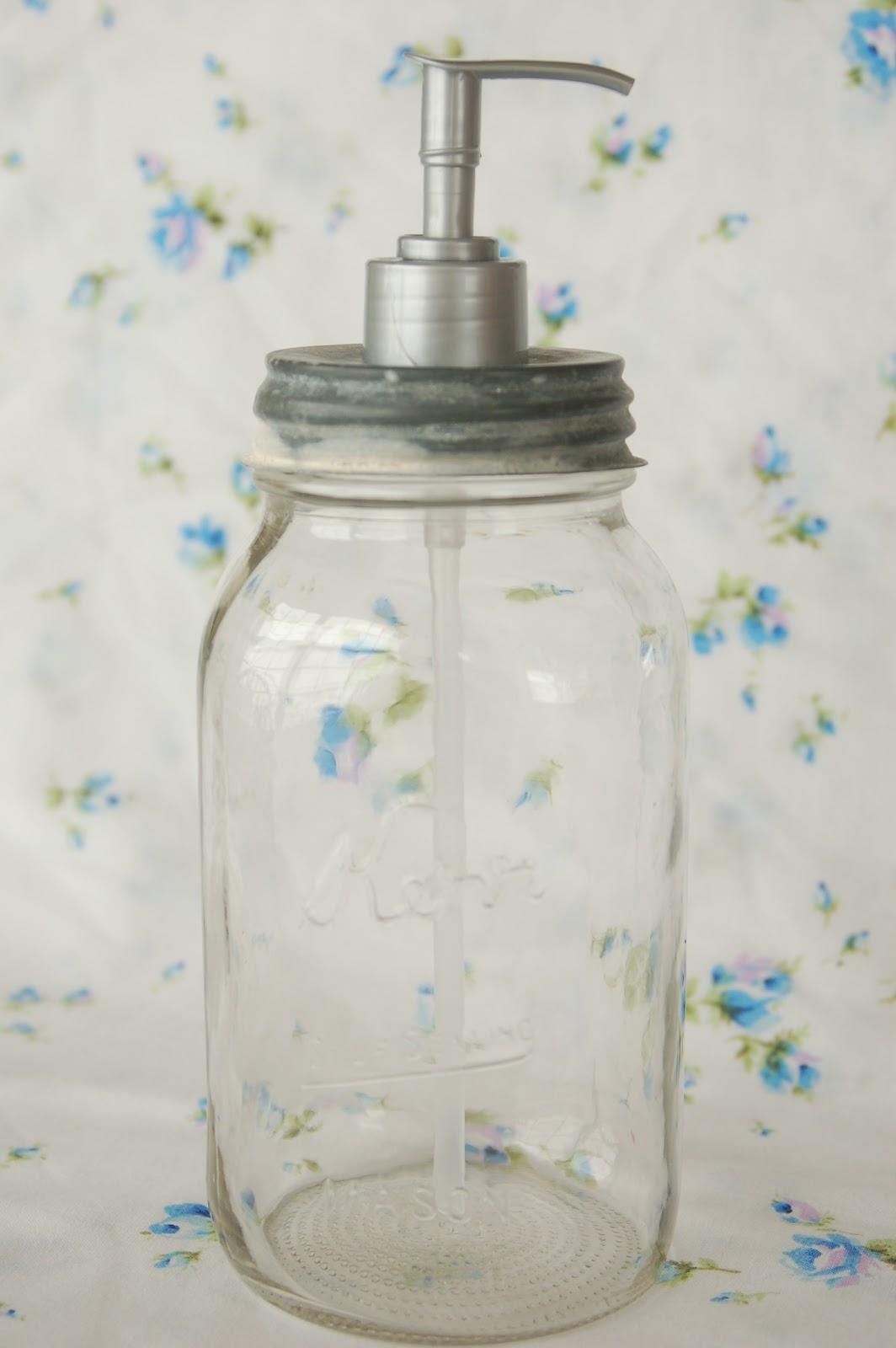 Kitchen Dish Soap Dispenser Set Fairview Farm Make A Canning Jar