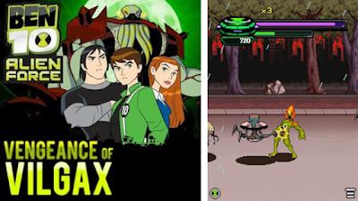 Ben 10 Vengeance of Vilgax