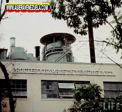La sede de la Procter and Gamble de Venezuela