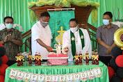 Syukur HUT ke-10 Wilayah Bitung Sepuluh, Olly Berharap Dapat Memperkokoh Komitmen Pelayanan