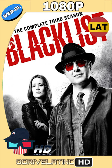 The Blacklist Temporada 03 NF WEB-DL Latino-Ingles MKV