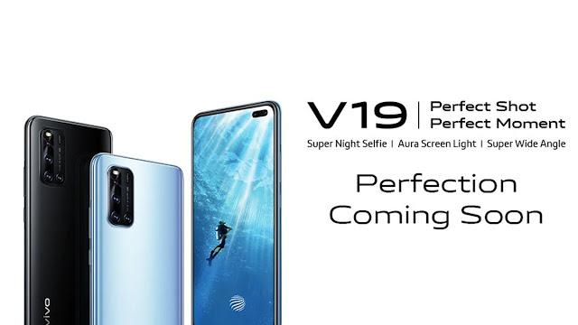 Vivo V19 price in Nepal, Vivo V19