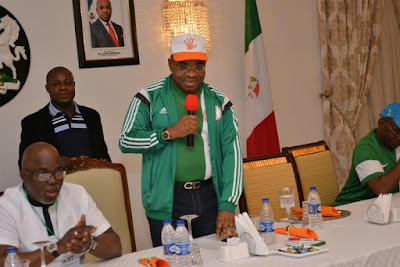 YOUTH SPORTS FESTIVAL: UDOM'S MAJOR LEAP!
