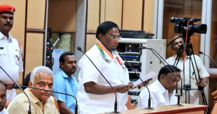 Puducherry resolution against CAA The proposal was passed by Lt Governor Kiran Bedi,www.thekeralatimes.com