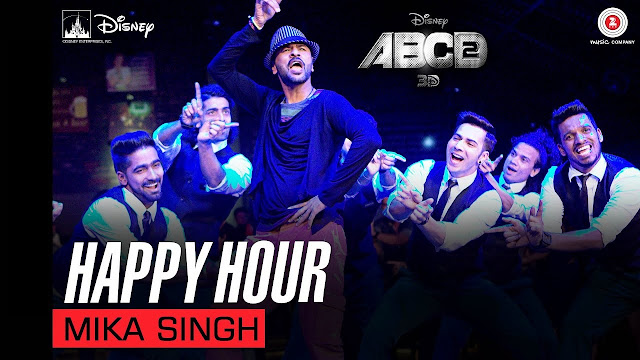 HAPPY HOUR LYRICS ABCD 2