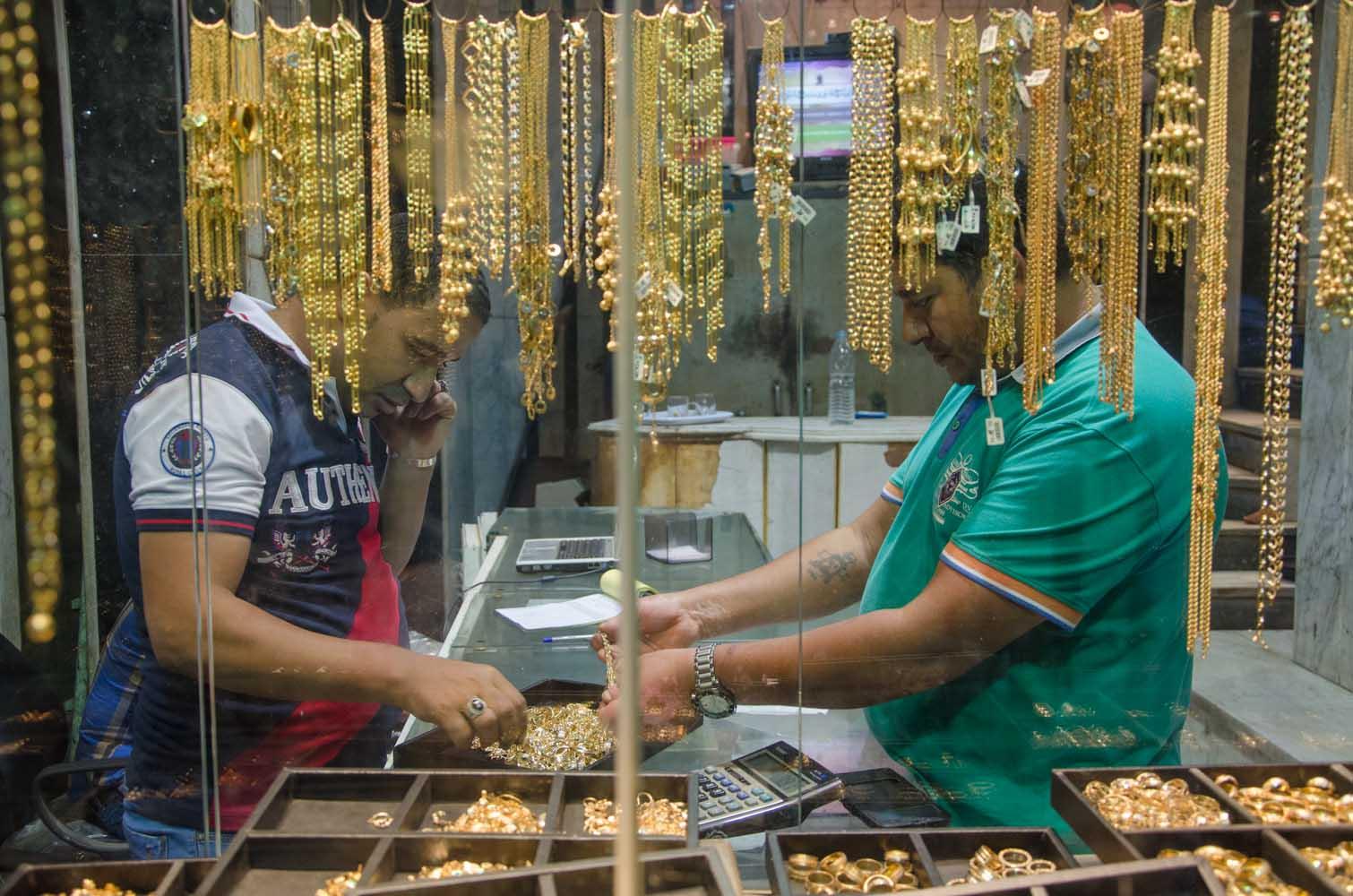 أسعار الذهب في مصر تنخفض بتعاملات اليوم الاثنين 2 أغسطس 2021