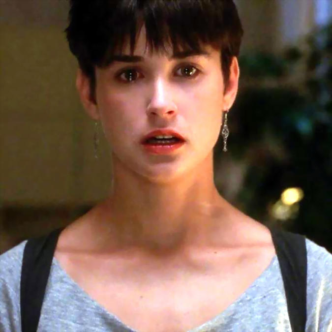Demi Moore's most successful film to date is the supernatural romantic melodrama Ghost (1990), which grossed over US $505 million