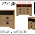 Sims 4 Pose: Holland Sideboard {Released}