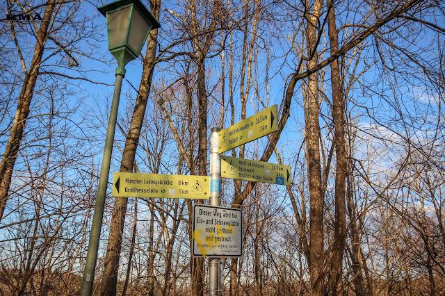 wanderwege - wanderungen - deutschland wandern - bayern isar flaucher