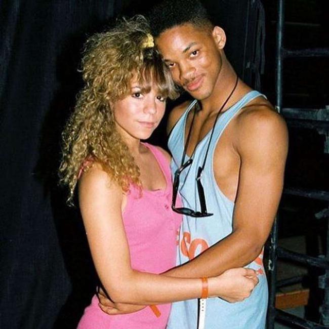 Mariah Carey e Will Smith