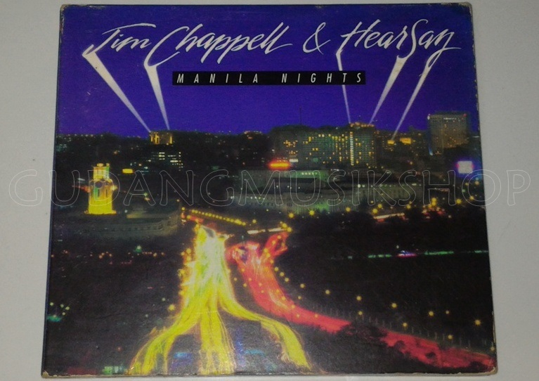 1994 jim chappell hearsay manila nights
