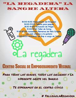 Centro cívico de Getafe : La Regadera