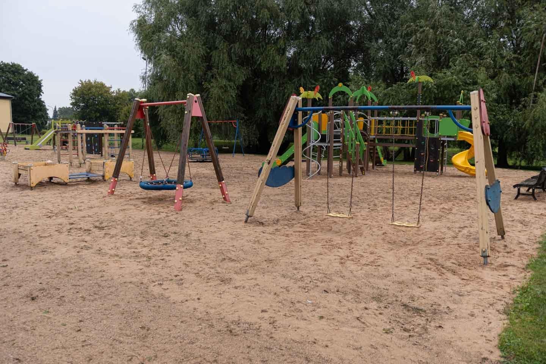 Auce parks 6