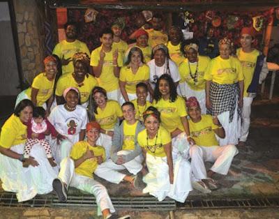 IX Encontro de Jongueiros Paulista