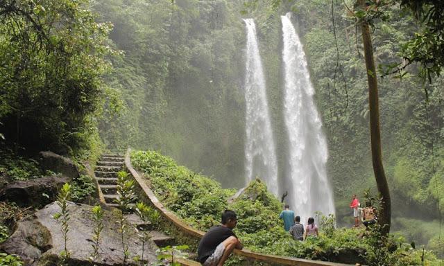Air Terjun Tiu Teja Lombok