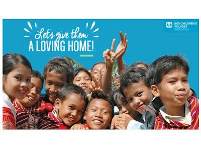 Lowongan Kerja Di SOS Childern's Villages Sebagai Face To Face Fundraiser (Tim Penggalangan Dana)