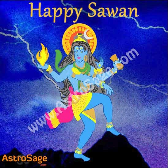 Welcome Sawan and get blessed on the first Sawan Somvar.