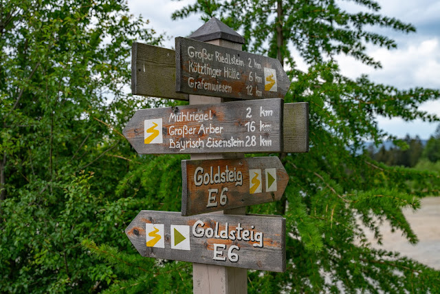 Kaitersberg Panoramaweg Ar06 | Wandern im Lamer Winkel im Bayerischen Wald 07
