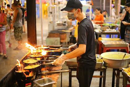 6 Street Food Terbaik di Negera Asia yang Bikin Ngiler