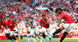 Manchester United vs Crystal Palace 1-2 Highlights