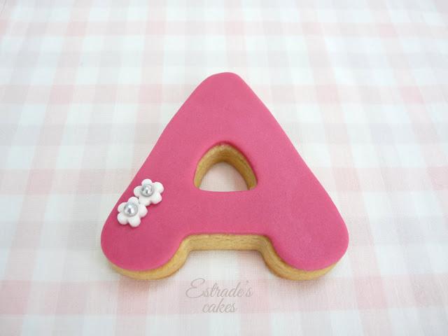 galletas con fondant para boda - 5