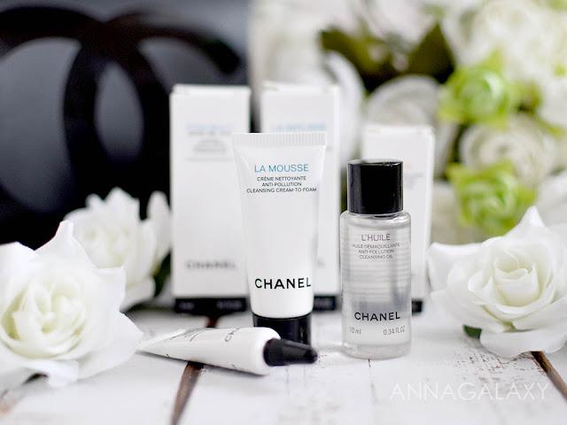 Chanel  Lhuile La Mousse Micro Gel Yeux