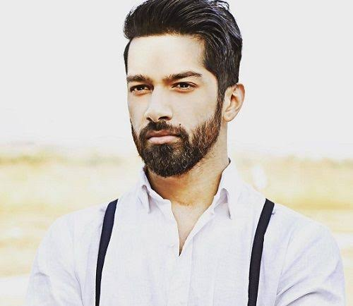 Karan Vohra as Shaurya Harish Khanna