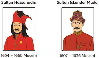 Sultan Hassanudin Dan Sultan Iskandar Muda www.smplenews.me