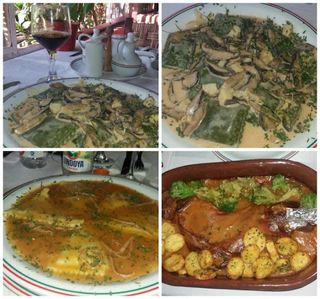 Onde comer em Campinas (Joaquim Egídio) - La Campagna