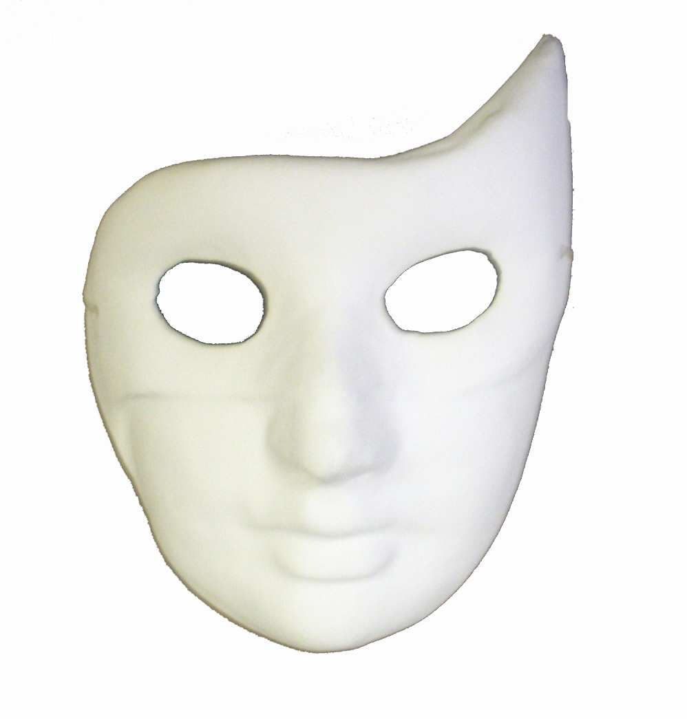 Masquerade Mask Template Free – Mask Templates for Adults