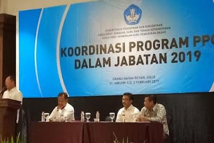 Cek Jadual Tes Sleksi Akademik PPG 2019