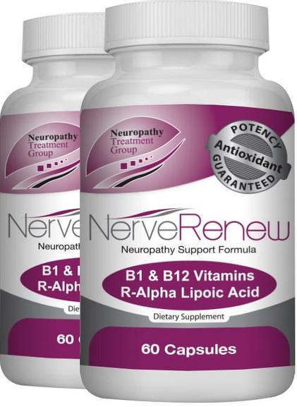 Nerve Renew VSL - Nerve Pain Supplement