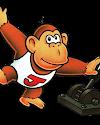 El personaje olvidado de la saga Donkey Kong.