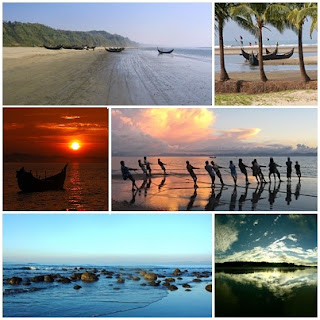 Cox's Bazar ocean Beach is that the Longest Beach within the World.