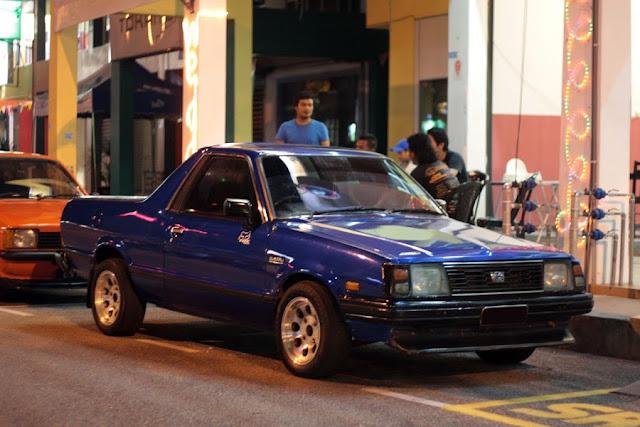 Subaru Brat, mało znane klasyki