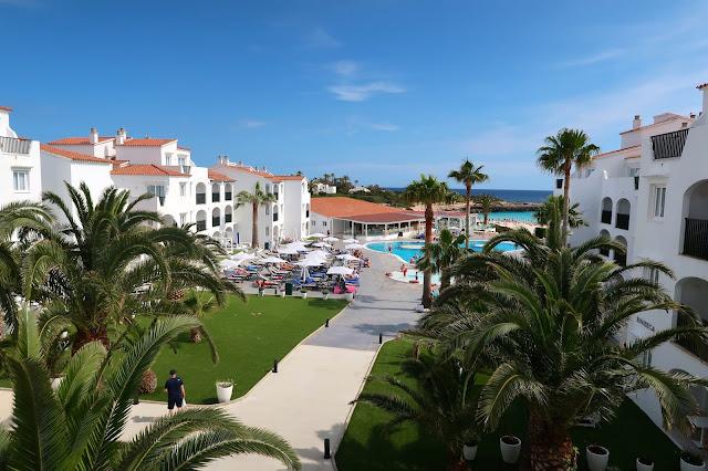 carema beach Menorca a golpe de objetivo