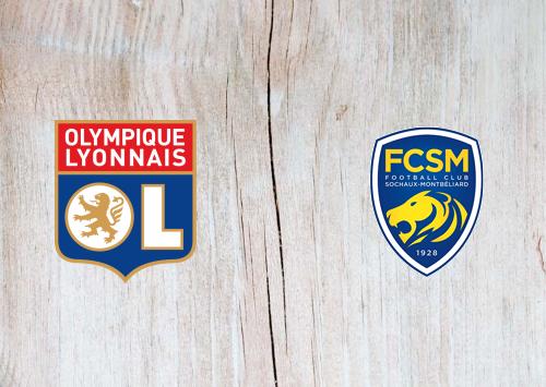 Olympique Lyonnais vs Sochaux -Highlights 06 March 2021