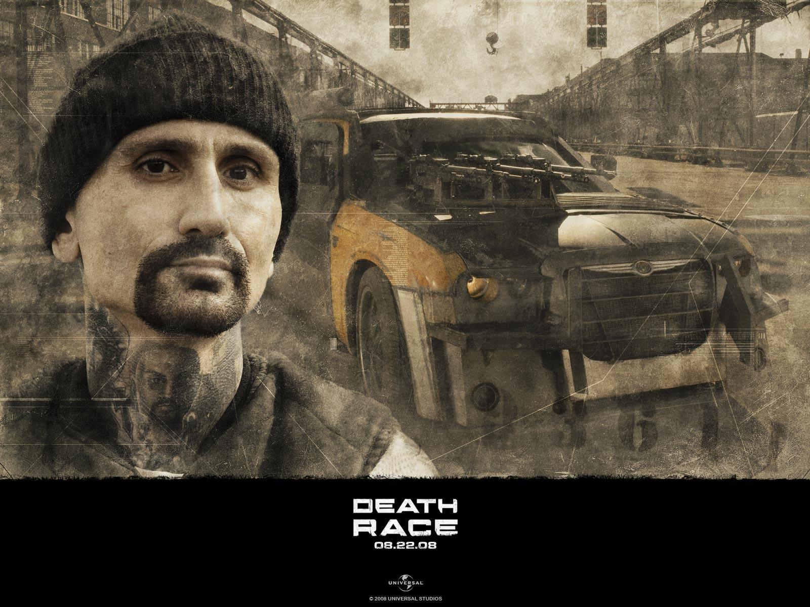 The Lighted Death Race 2008