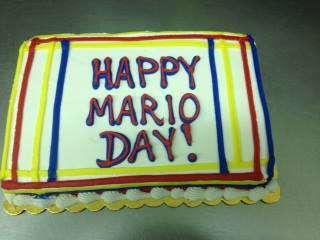 Mario Day Wishes Pics
