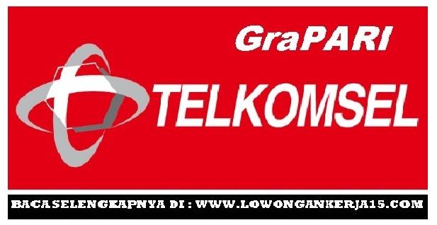 Lowongan Terbaru CS Grapari Telkomsel Pelamaran 16 - 18 September 2019