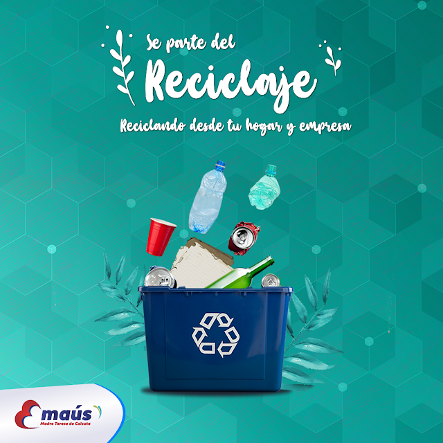Reciclaje desde tu hogar y empresa