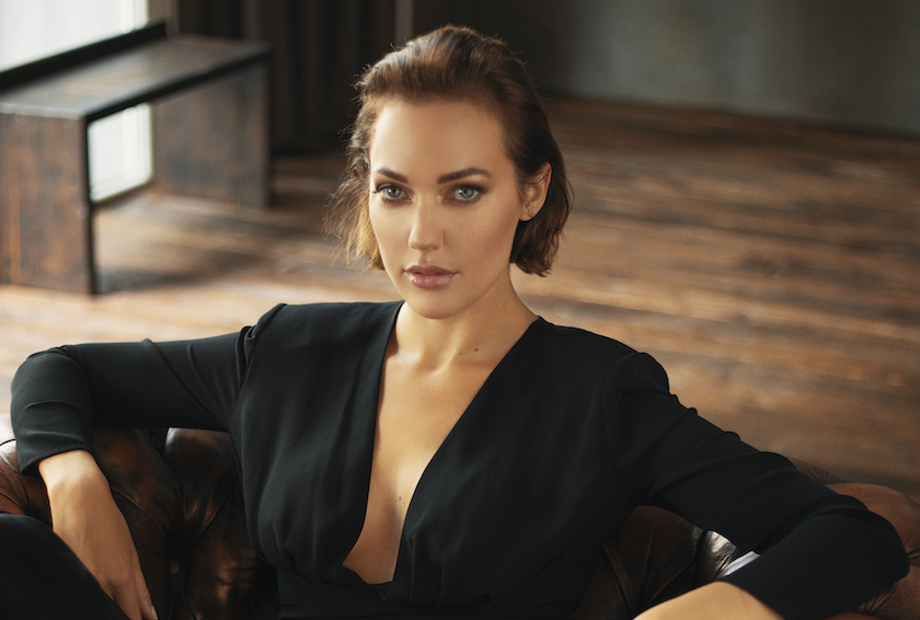 Interview With The Hurrem Sultan We All Know - Meryem Uzerli