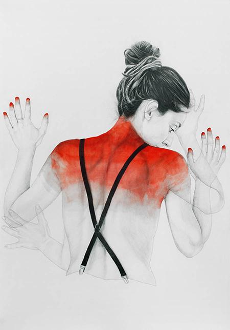 Las ilustraciones de Antonella Montes