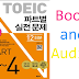 Book and Audio TOEIC Practice Part1234 LC and RC
