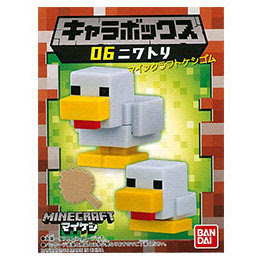 Minecraft Bandai Chicken Other Figure